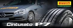 Pirelli Cinturato P7. Летние, 2016 год, без износа, 4 шт