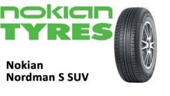 Nokian Nordman S SUV. Летние, 2016 год, без износа, 4 шт