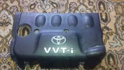 Крышка двигателя. Toyota Corolla Двигатель 1NZFE