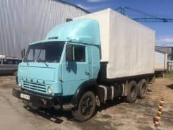 Камаз 5320. Фургон, 10 850 куб. см., 10 000 кг.