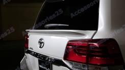 Спойлер на заднее стекло. Toyota Land Cruiser, VDJ200, URJ202W, UZJ200W, URJ202, UZJ200