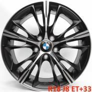 BMW. 8.0x18, 5x120.00, ET33, ЦО 72,6мм.