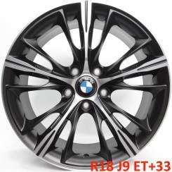 BMW. 9.0x18, 5x120.00, ET33, ЦО 72,6мм.