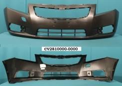 Бампер. Chevrolet Cruze, J305, J308, J300 Двигатели: F16D3, LUJ, F18D4, F16D4, A14NET, Z18XER