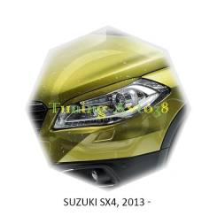 Накладка на фару. Suzuki SX4