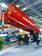 Kassbohrer. Полуприцеп самосвальный DL 22 куб. м, 32 250 кг.