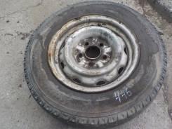 Диск с резиной Bridgestone R600, 175R14LT