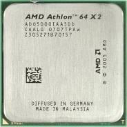 Процессор AMD Athlon 64 X2 5000 (2.6 Ghz, Dual Core, L3 1MB ) socket