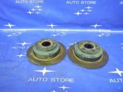 Диск тормозной. Subaru Forester, SG5, SG9, SG, SG9L Двигатели: EJ203, EJ202, EJ25, EJ205, EJ204, EJ254, EJ253, EJ201, EJ255, EJ20