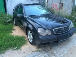 Mercedes-Benz W203. 203, 611 MOTOR