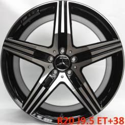 Mercedes AMG. 9.5x20, 5x112.00, ET38, ЦО 66,6мм.
