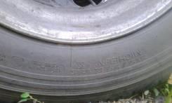 Michelin X Radial LT. Всесезонные, 2015 год, износ: 70%, 2 шт