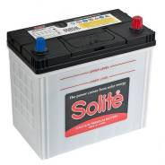 Solite. 55 А.ч., Обратная (левое), производство Корея