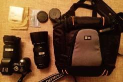Olympus E-500 Kit. 8 - 8.9 Мп, зум: 14х и более