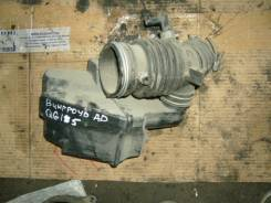Патрубок воздухозаборника. Nissan Wingroad, VFY11 Двигатель QG15DE
