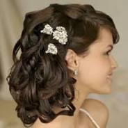 Плетение кос, одна коса от 150-200 руб, прически, свадебные, вечерние!