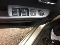 Кнопка управления зеркалами. Kia Rio