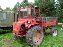 ХТЗ Т-16. Трактор Т - 16