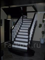 Деревянные лестницы под заказ срок 1 мес. от 170000 руб.