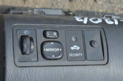 Блок управления зеркалами. Toyota Corolla, ZZE121