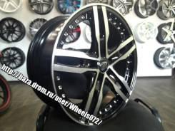 Sakura Wheels. 7.5x18, 5x100.00, ET45