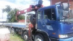 Kia Granto. Автокран , 17 000 куб. см., 23 000 кг., 19 м.