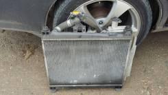 Радиатор охлаждения двигателя. Toyota ist, NCP65, NCP61, NCP60 Двигатель 2NZFE