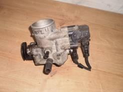 Заслонка дроссельная. Hyundai Atos, TB Hyundai Getz, TB Hyundai Santro, TB Двигатели: D4BB, G4HD, G4HG