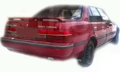 Консоль с часами. Toyota Corona, AT175 Двигатель 4AFE