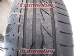 Bridgestone Playz RV Ecopia PRV-1. Летние, 2009 год, износ: 10%, 2 шт