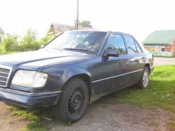 Дверь боковая. Mercedes-Benz E-Class, W124 Двигатель 104