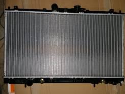 Радиатор охлаждения двигателя. Mitsubishi Legnum Mitsubishi Galant, EA7A, EA3A, EA1A Двигатели: 4G94, 4G64, 4G93, GDI