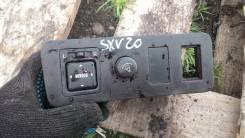 Блок управления зеркалами. Toyota Camry, SXV20 Двигатель 5SFE