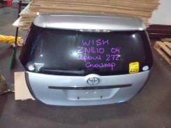 Дверь багажника. Toyota Wish, ZNE10, ZNE14
