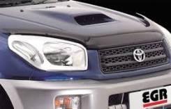 Дефлектор капота. Toyota RAV4, ACA20, ACA20W