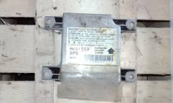 Блок управления airbag. Mitsubishi Pajero, V73W Двигатель 6G72