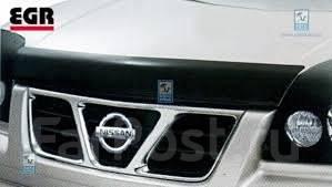 Дефлектор капота. Nissan X-Trail, T30