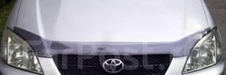 Дефлектор капота. Toyota Corolla, ZZE121