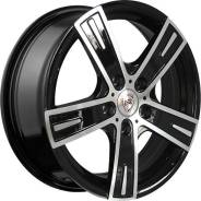 NZ Wheels F-16. 6.5x16, 5x100.00, ET48, ЦО 56,1 мм.