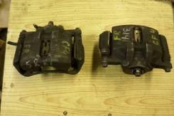 Суппорт тормозной. Honda Accord, CF5, CF4, CF7, CH9, CF6, CF3, CL3