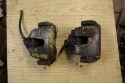 Суппорт тормозной. Mazda Axela, BK5P