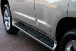 Порог пластиковый. Lexus GX460. Под заказ