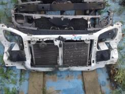 Крепление радиатора кондиционера. Mazda Familia, BG5P Двигатель B5