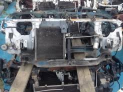 Крепление радиатора кондиционера. Mazda Demio, DW3W, DW5W Двигатели: B3E, B5E