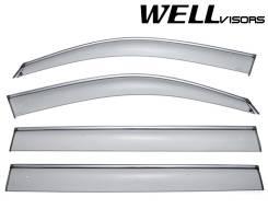 Ветровик на дверь. Mercedes-Benz GL-Class, X166
