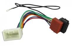 Переходник ISO - MITSUBISHI (2007-) для подключения магнитолы