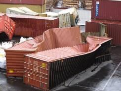 Купим контейнера в любом состоянии, поможем утилизировать контейнера