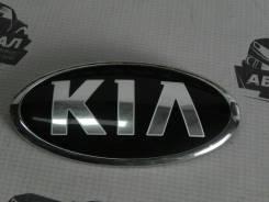 Шильд на капот Kia Rio Solaris Hyundai RB