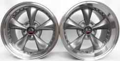 Разно широкие OE Wheels8182058 R17 J9/10.5 ET24/27 5Х114,3 [1833/1834]. 9.0/10.5x17, 5x114.30, ET24/27, ЦО 70,8мм.