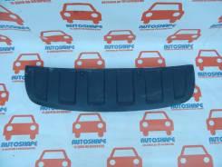 Юбка переднего бампера Audi Q7